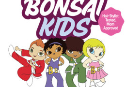 Bonsai Kids Hair Care Products
