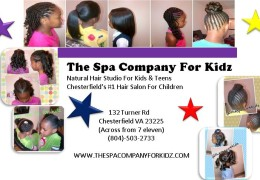 Children's Natural Hair Studio