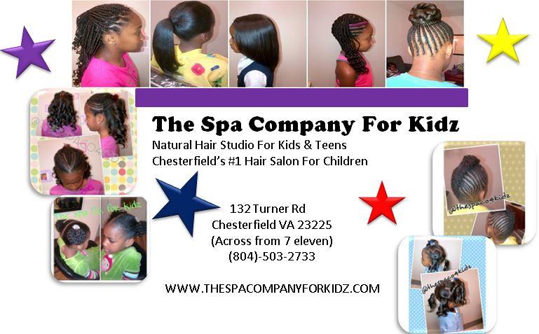 Children's Natural Hair Studio
