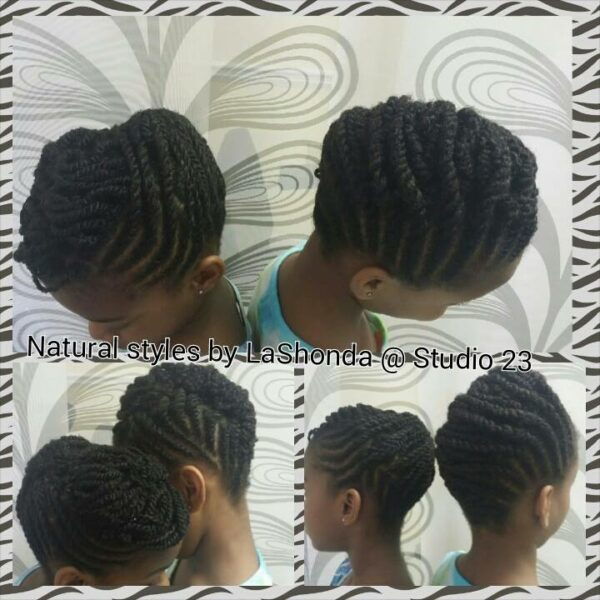 LaShonda @ Studio 23 Hair Design
