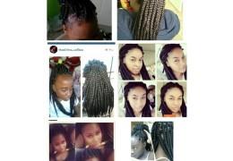 Kiddie Hairstylist Tierra Kelly