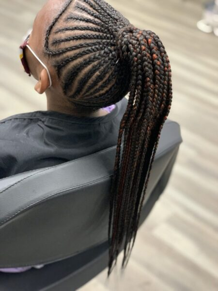 Children's hair salon servicing your families hair care needs
